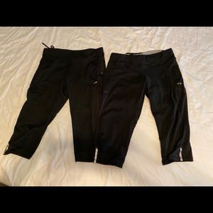 2 Pair of Champion Capri Leggings XXL